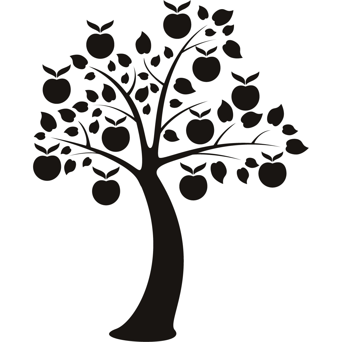 Free Apple Tree Paintings Download Free Clip Art Free