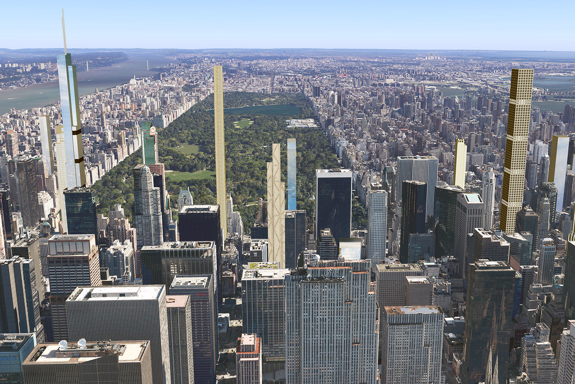 Nyc S Skyline Will Be Radically Different In