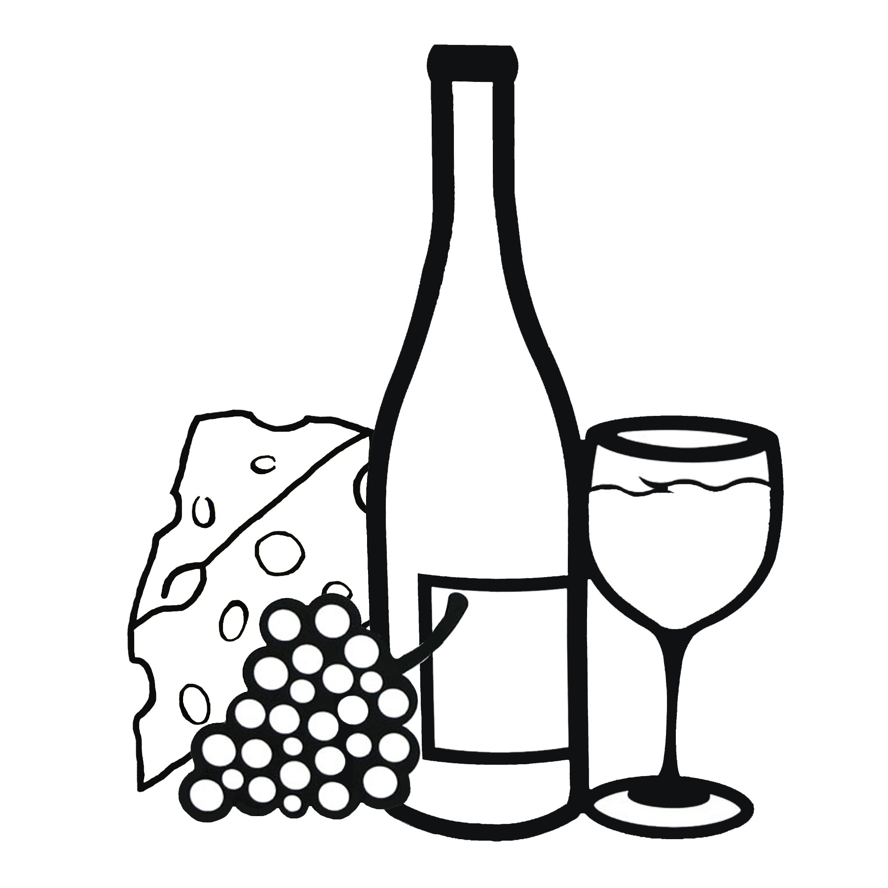 Free Wine And Cheese Clipart Download Free Clip Art Free