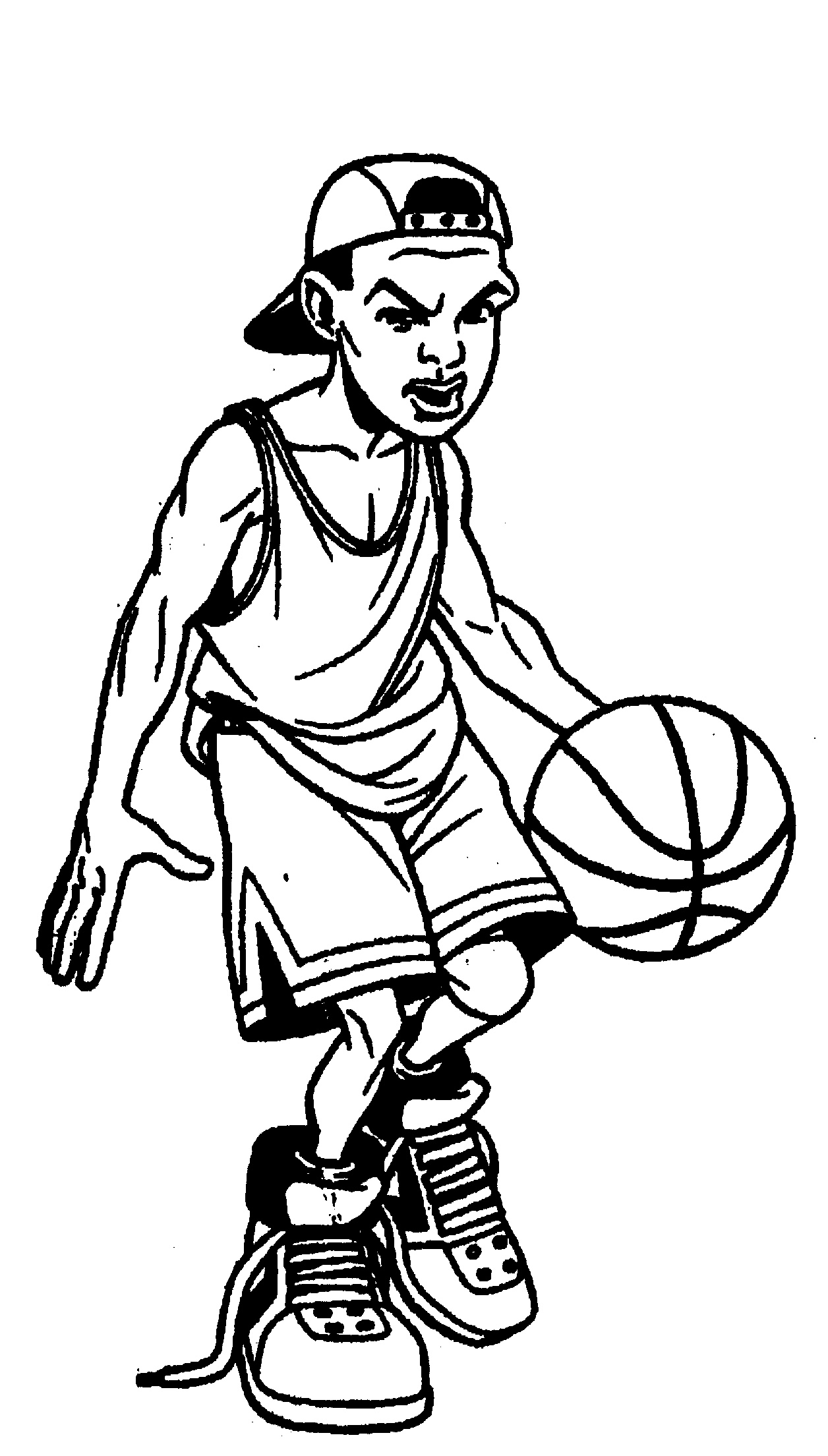 Images For Cool Basketball Logos To Draw