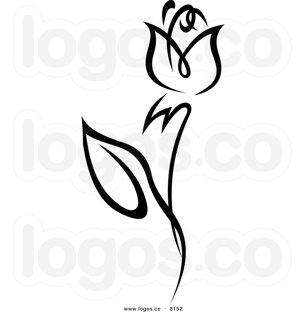 Free Rose Black N White Download Free Clip Art Free Clip