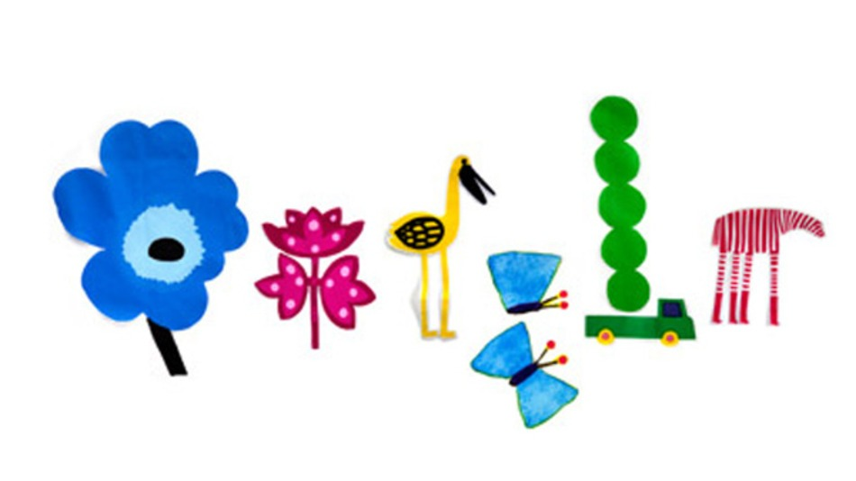 Google Doodle Celebrates The Coming Of Spring