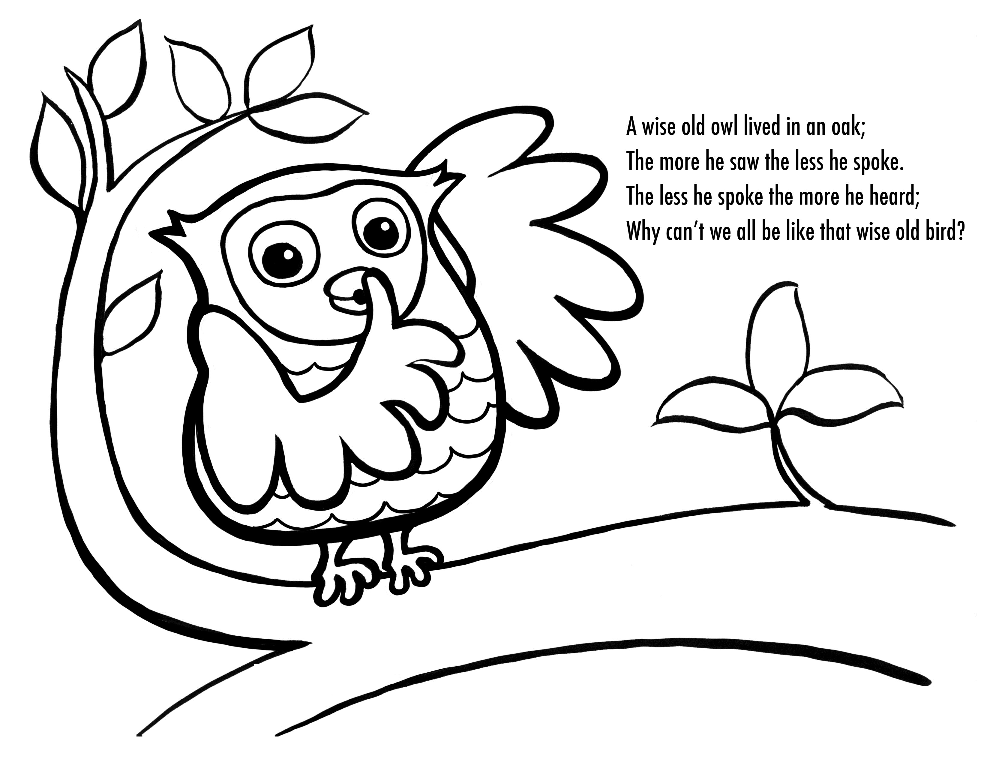 The 24 Best Ideas For Coloring Pages For Kids Owl