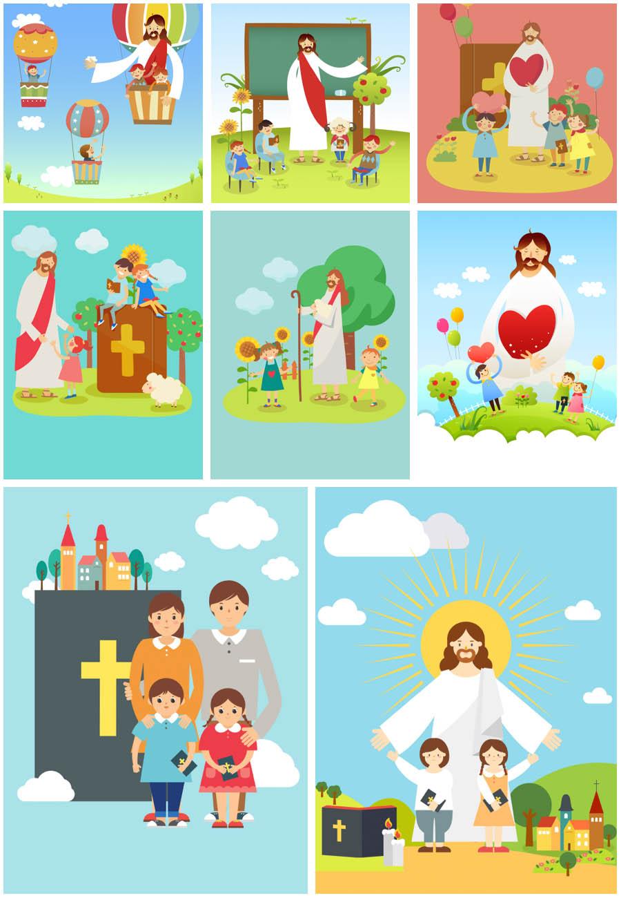 Free Jesus Cartoon For Kids Download Free Clip Art Free