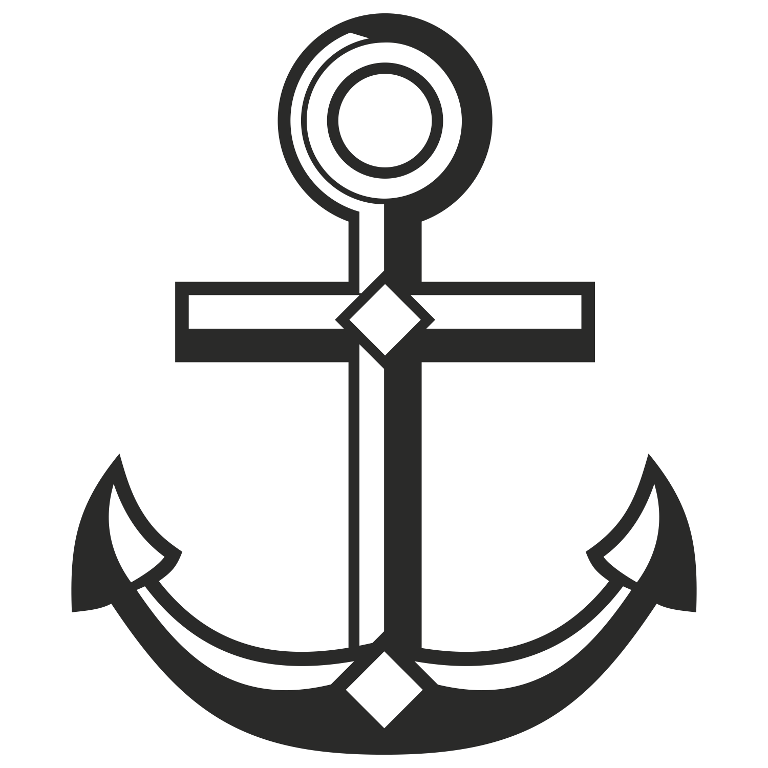 Vector For Free Use Anchor Vector