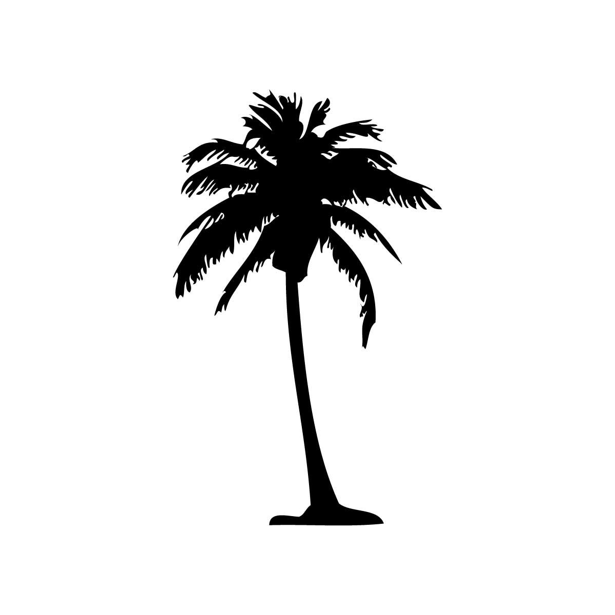 Free Palm Tree Silhouette Download Free Clip Art