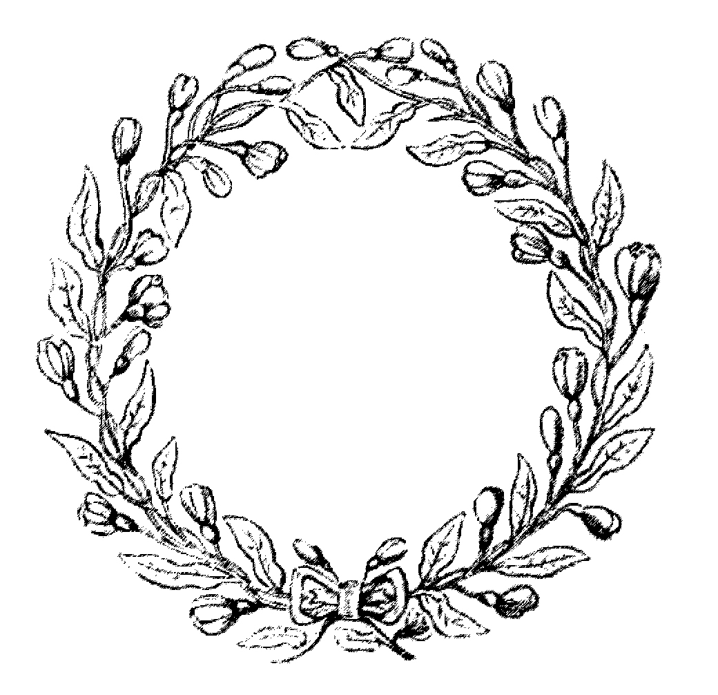 Free Christmas Wreaths Clipart Download Free Clip Art