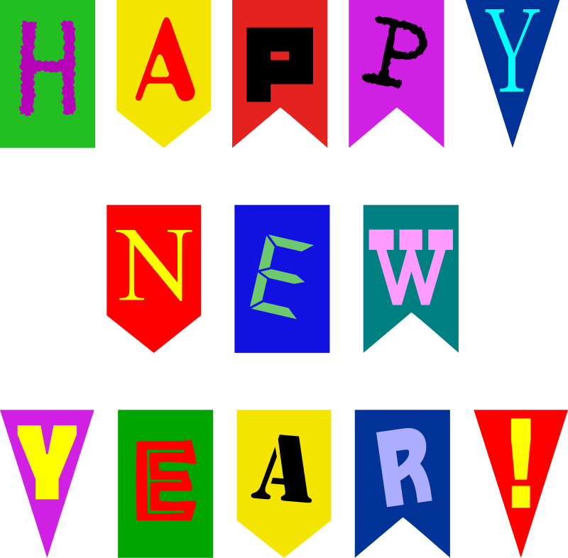 holiday new year clip art merry christmas and happy new year 2018 rh christmas new year com