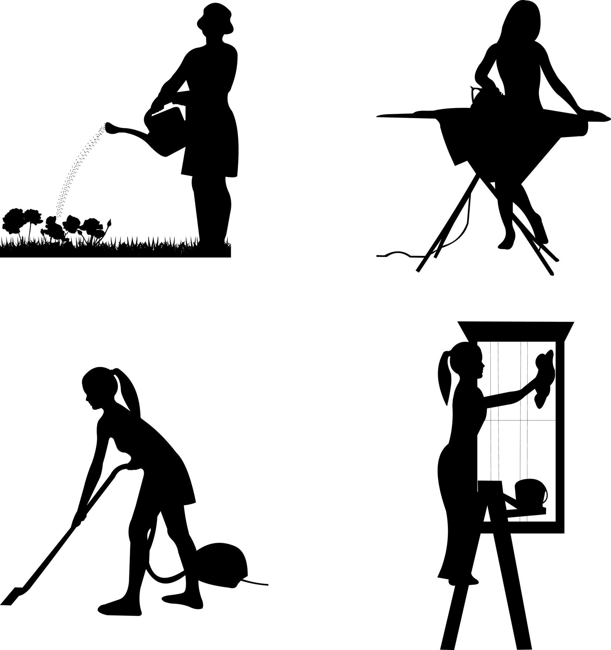 Free Housecleaning Download Free Clip Art Free Clip Art