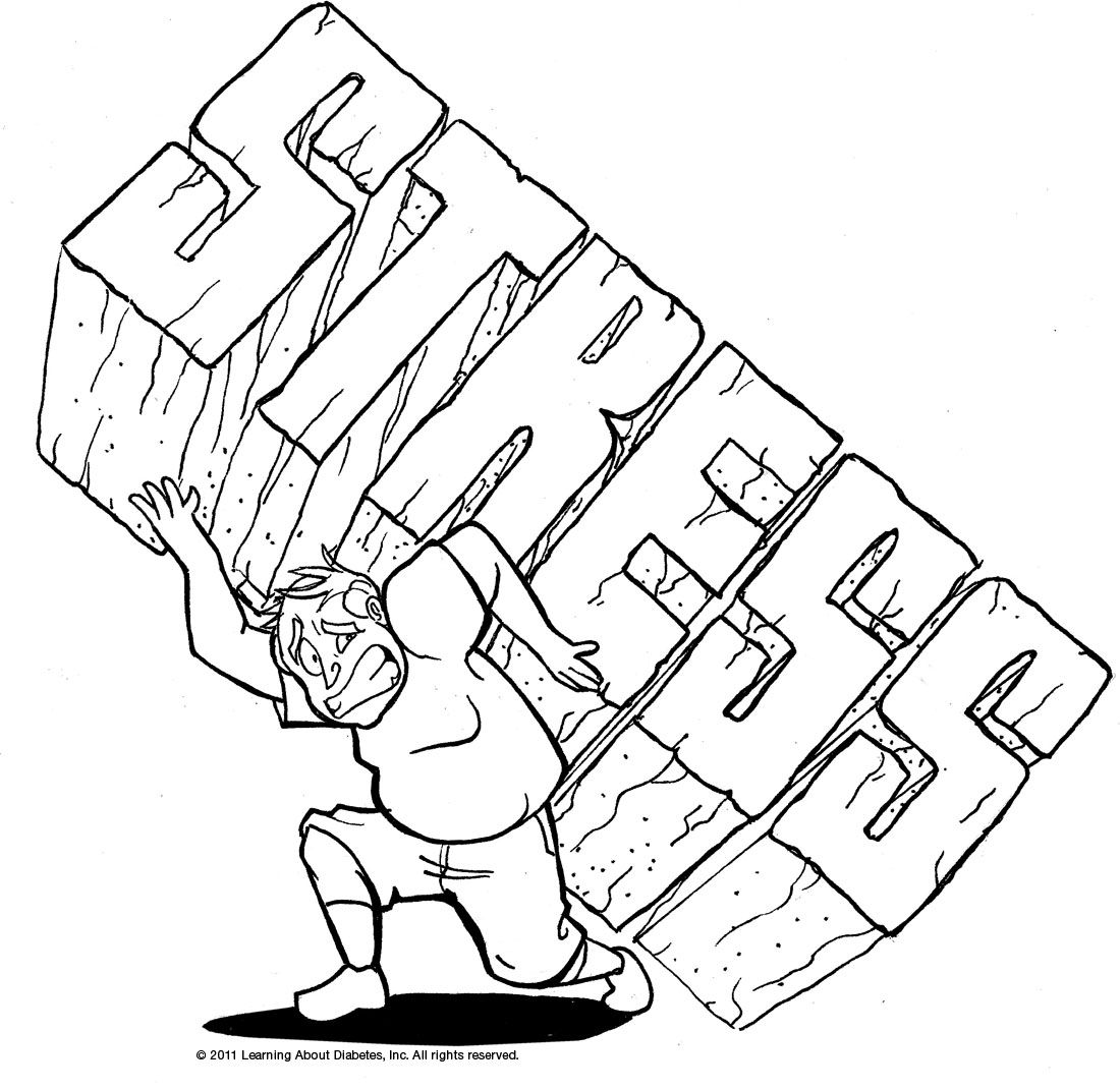 Free Cartoon Images Of Stress Download Free Clip Art