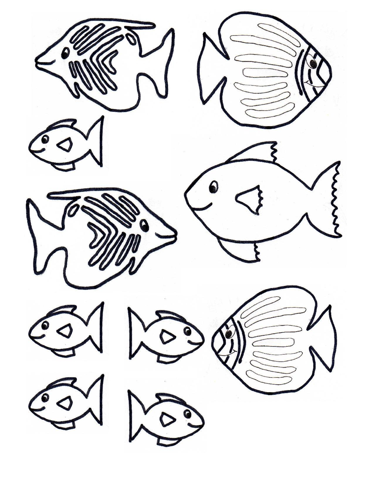 Free Fish Template Download Free Clip Art Free Clip Art