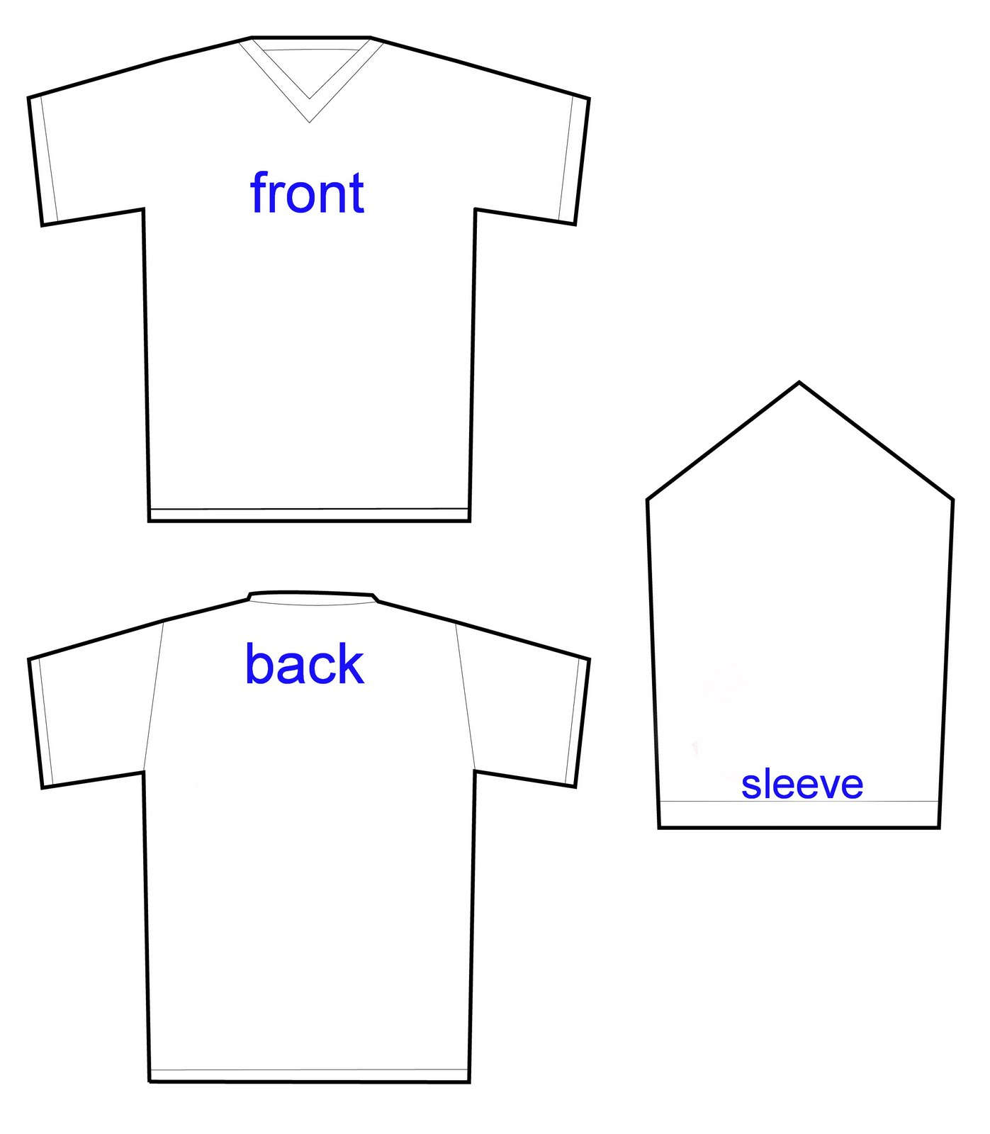 Free T Shirt Design Template Download Free Clip Art Free Clip Art On Clipart Library