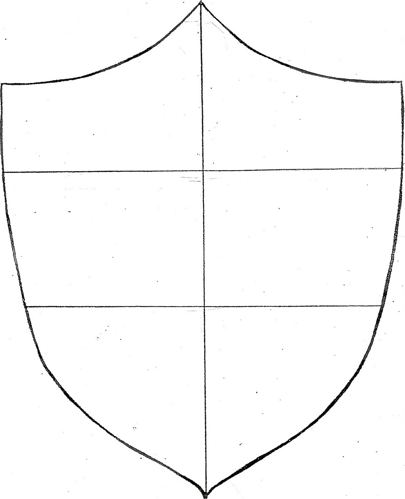 Free Blank Crest Template Download Free Clip Art Free