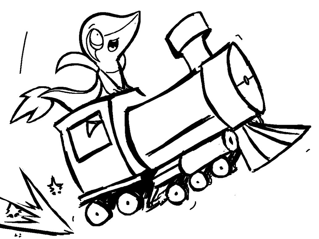 Free Choo Choo Train Coloring Pages Download Free Clip