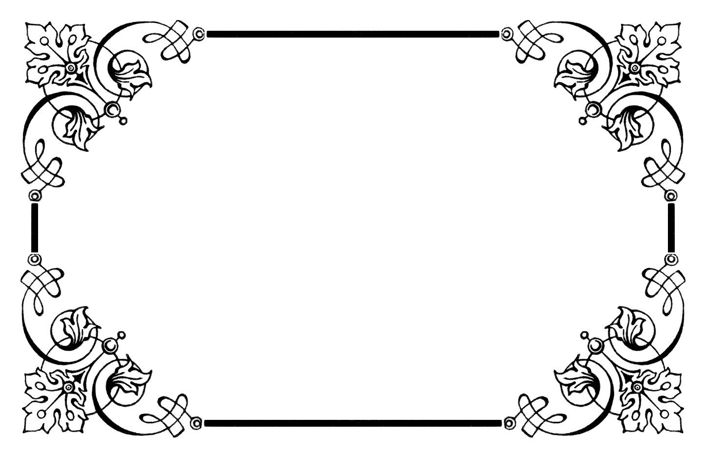 Free Wedding Page Border Download Free Clip Art Free