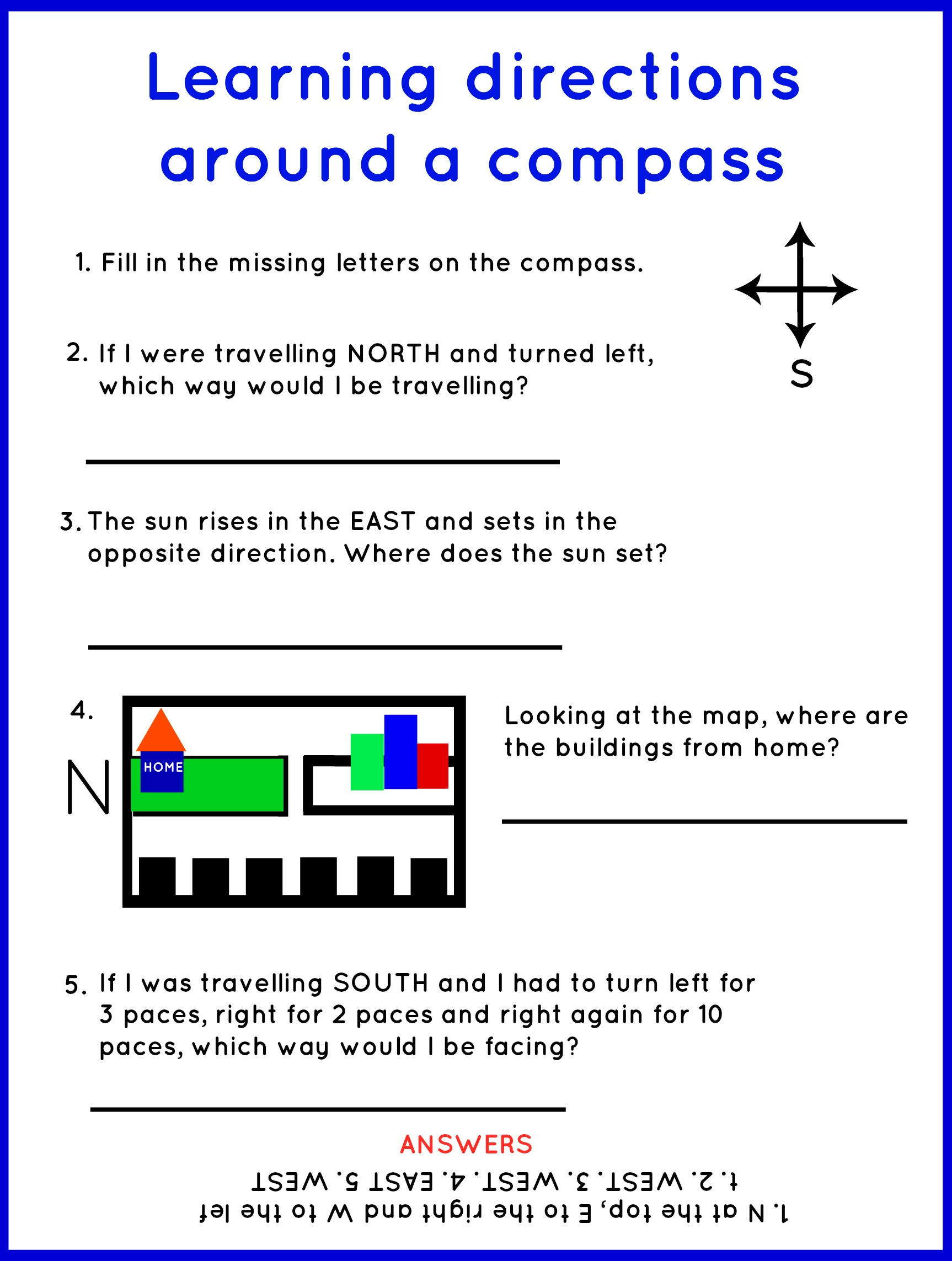 Free Compass For Kids Download Free Clip Art Free Clip