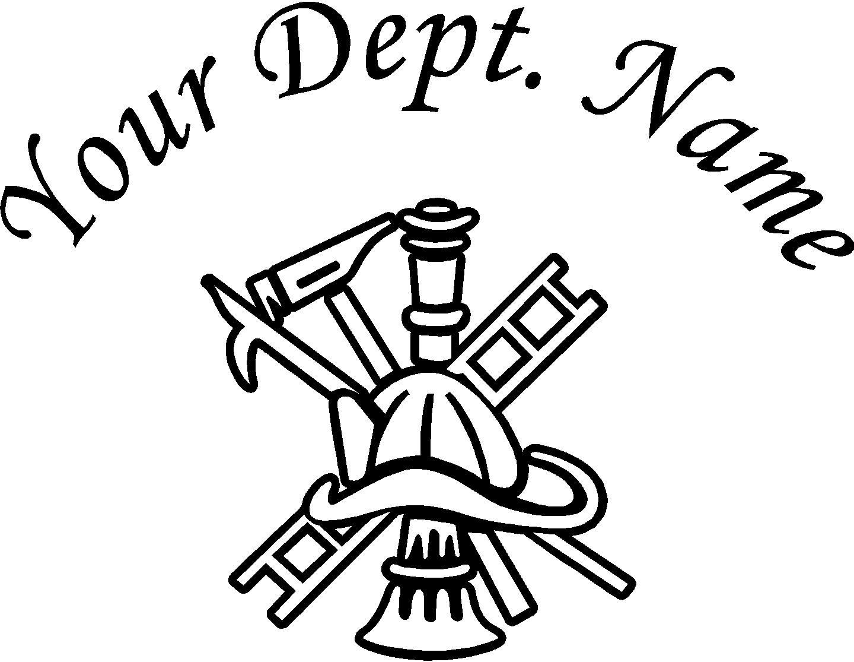 Fire Dept Maltese Cross Clip Art