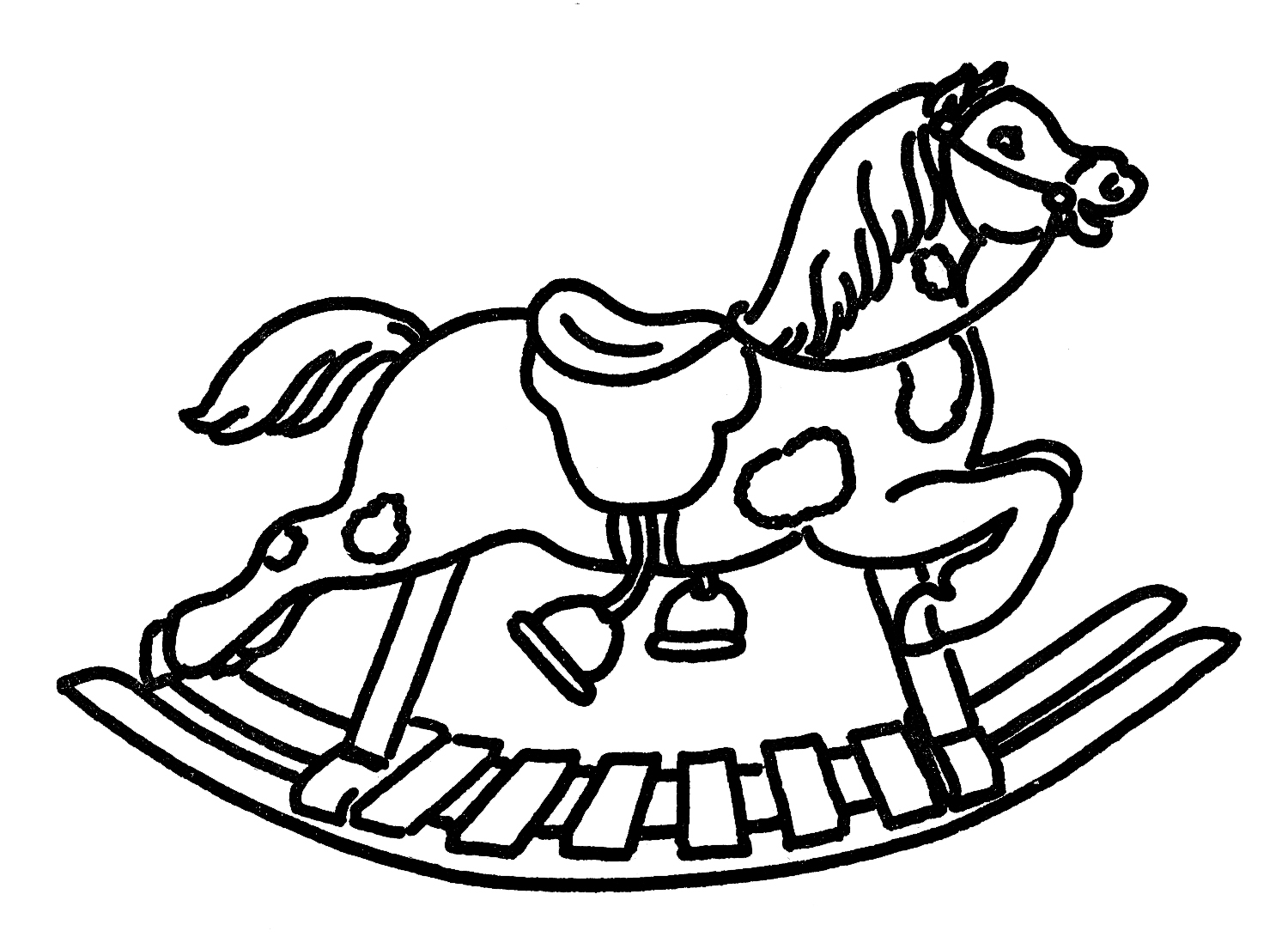Free Rocking Horse Pictures Download Free Clip Art Free