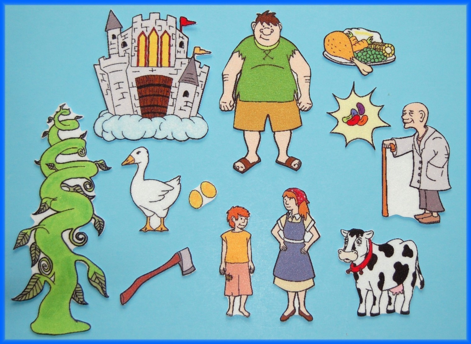 Free Jack And The Beanstalk Characters Download Free Clip Art Free Clip Art On Clipart Library