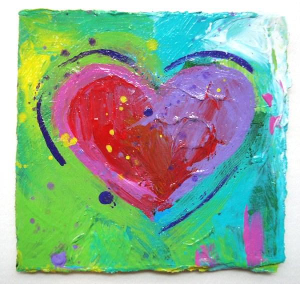 Heart Art for Valentine's Day! | The Art Emporium Blog