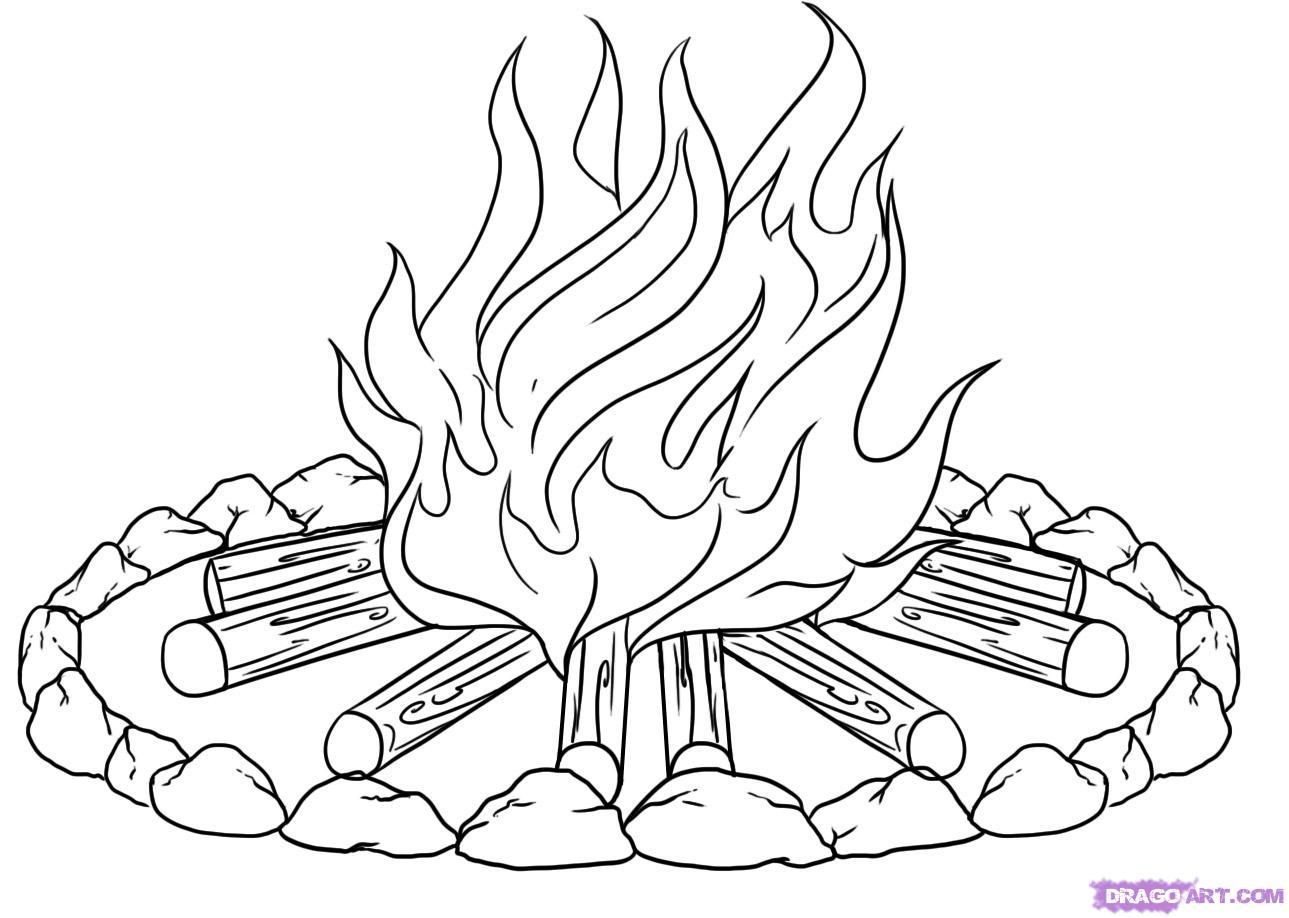 Free Campfire Cartoon Download Free Clip Art Free Clip