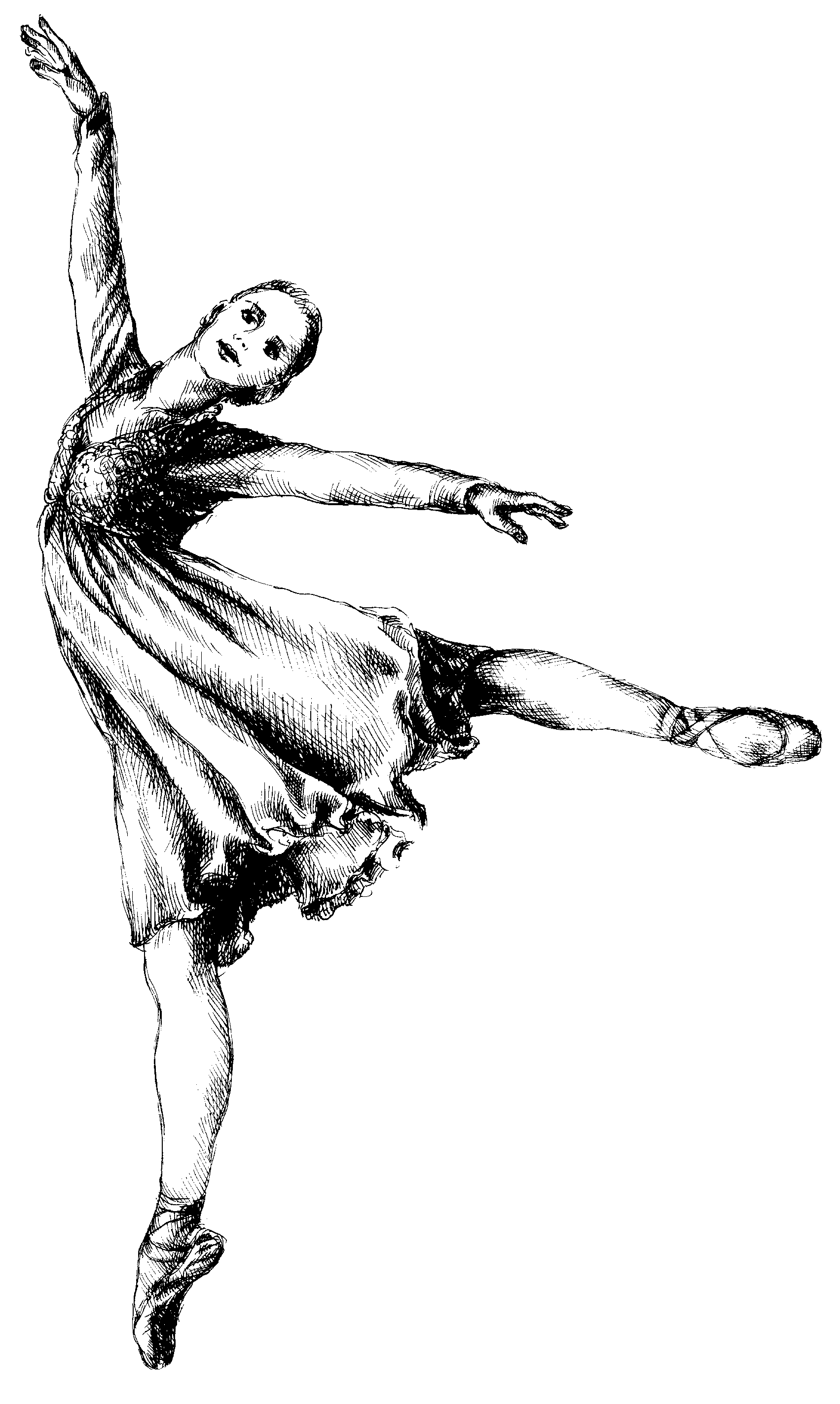 Trends For Pointe Shoes Clip Art