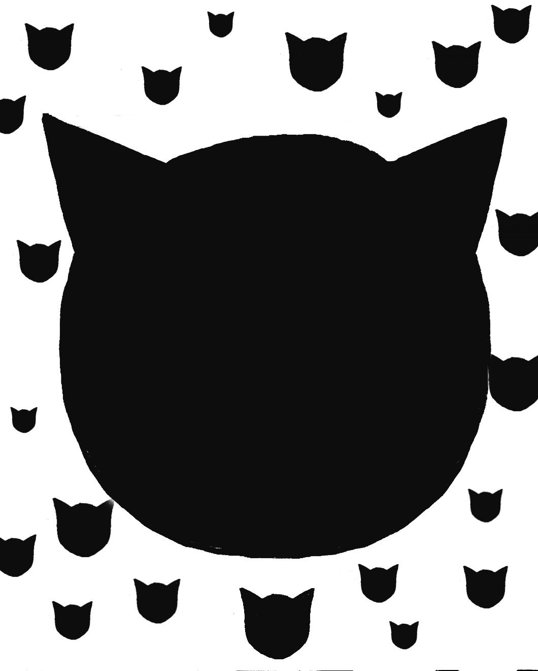 Free Cat Head Outline Download Free Clip Art Free Clip