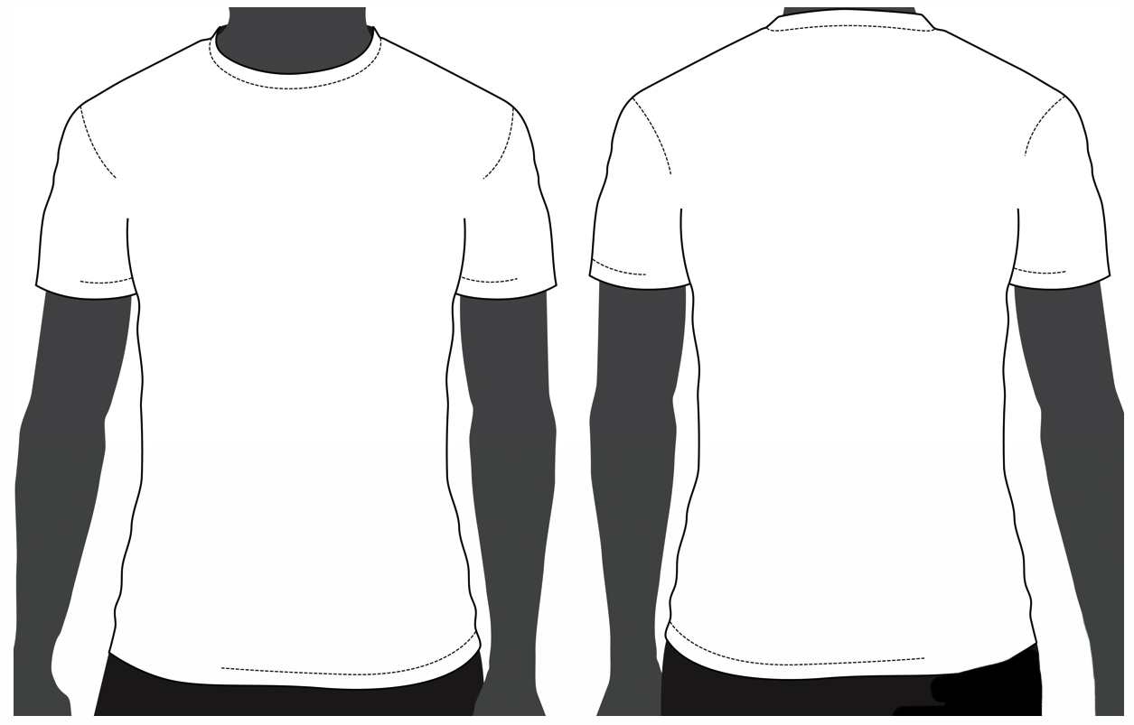 Free T Shirt Template Download Free Clip Art Free Clip Art On Clipart Library