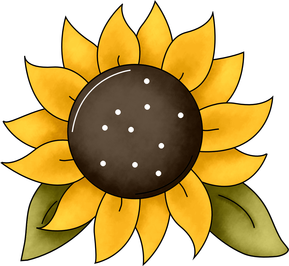 Free Sunflower Template Download Free Clip Art Free Clip