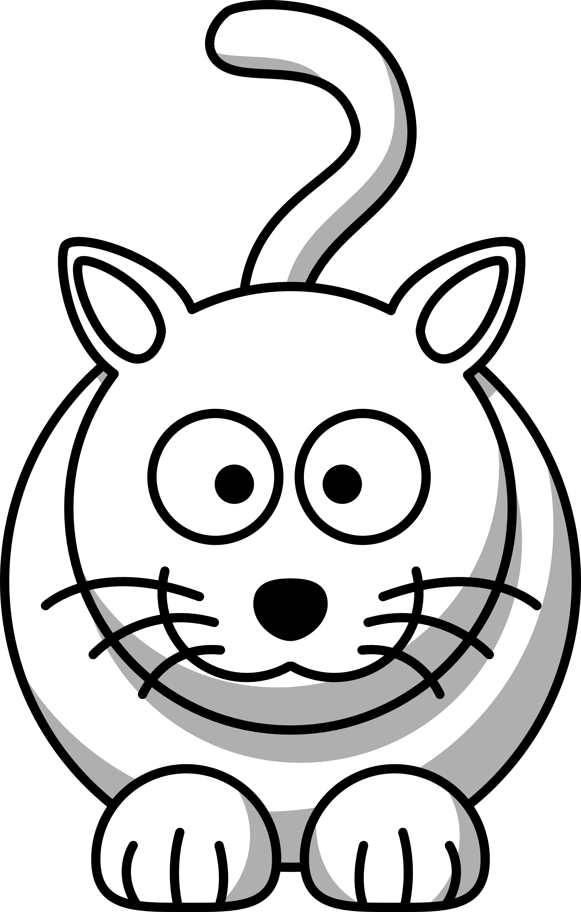 Free Cat Black And White Clipart Download Free Clip Art