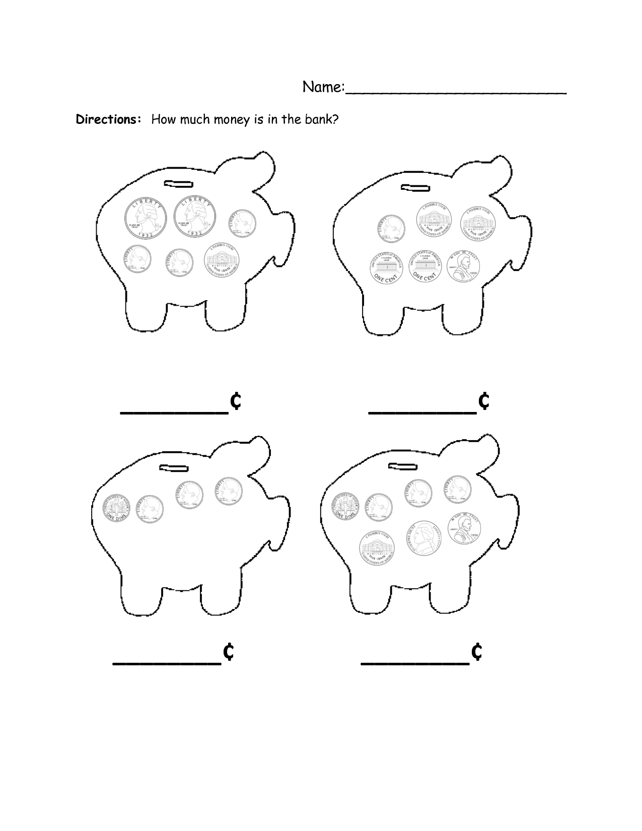 Free Piggy Bank Template Download Free Clip Art Free