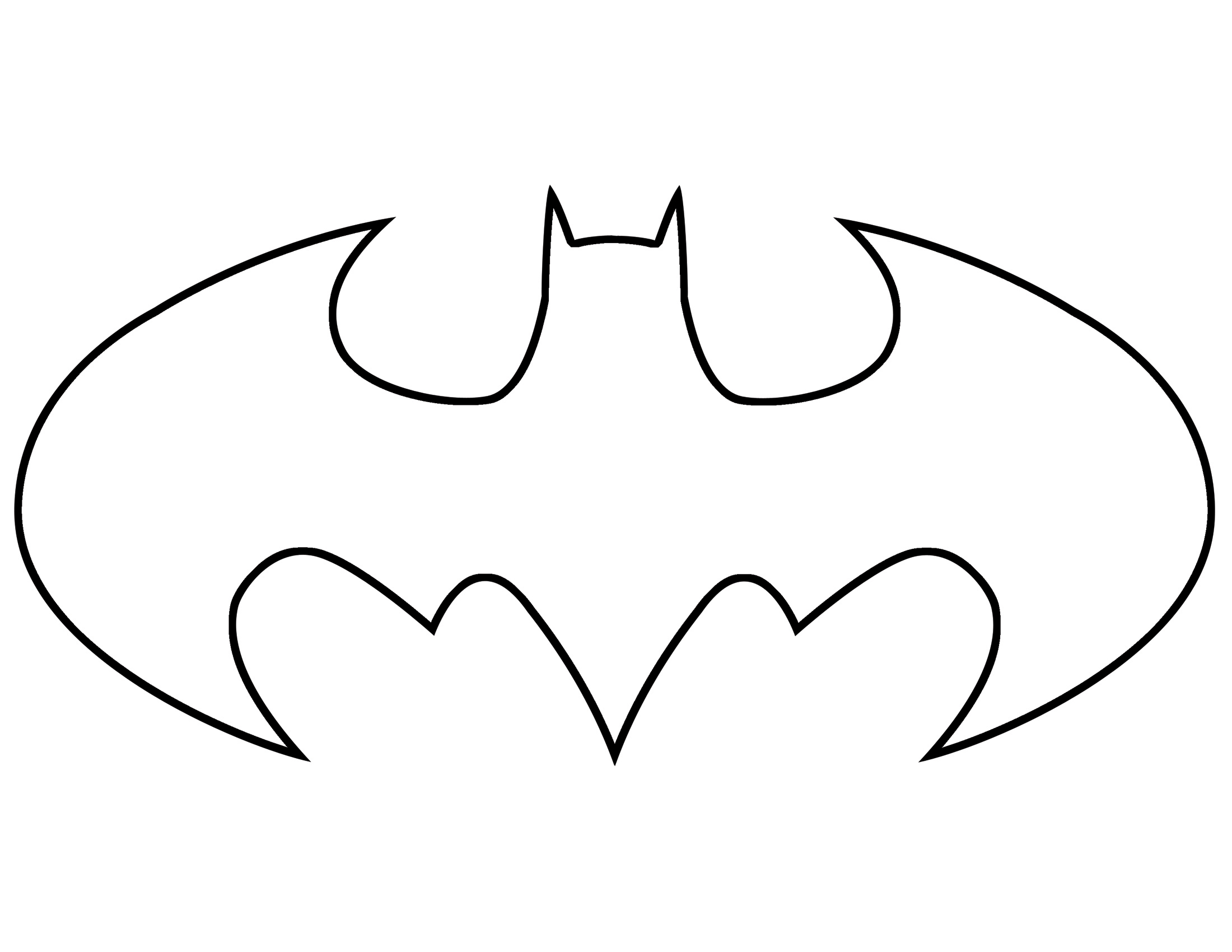 Free Batman Logo Coloring Page Download Free Clip Art Free Clip Art On Clipart Library