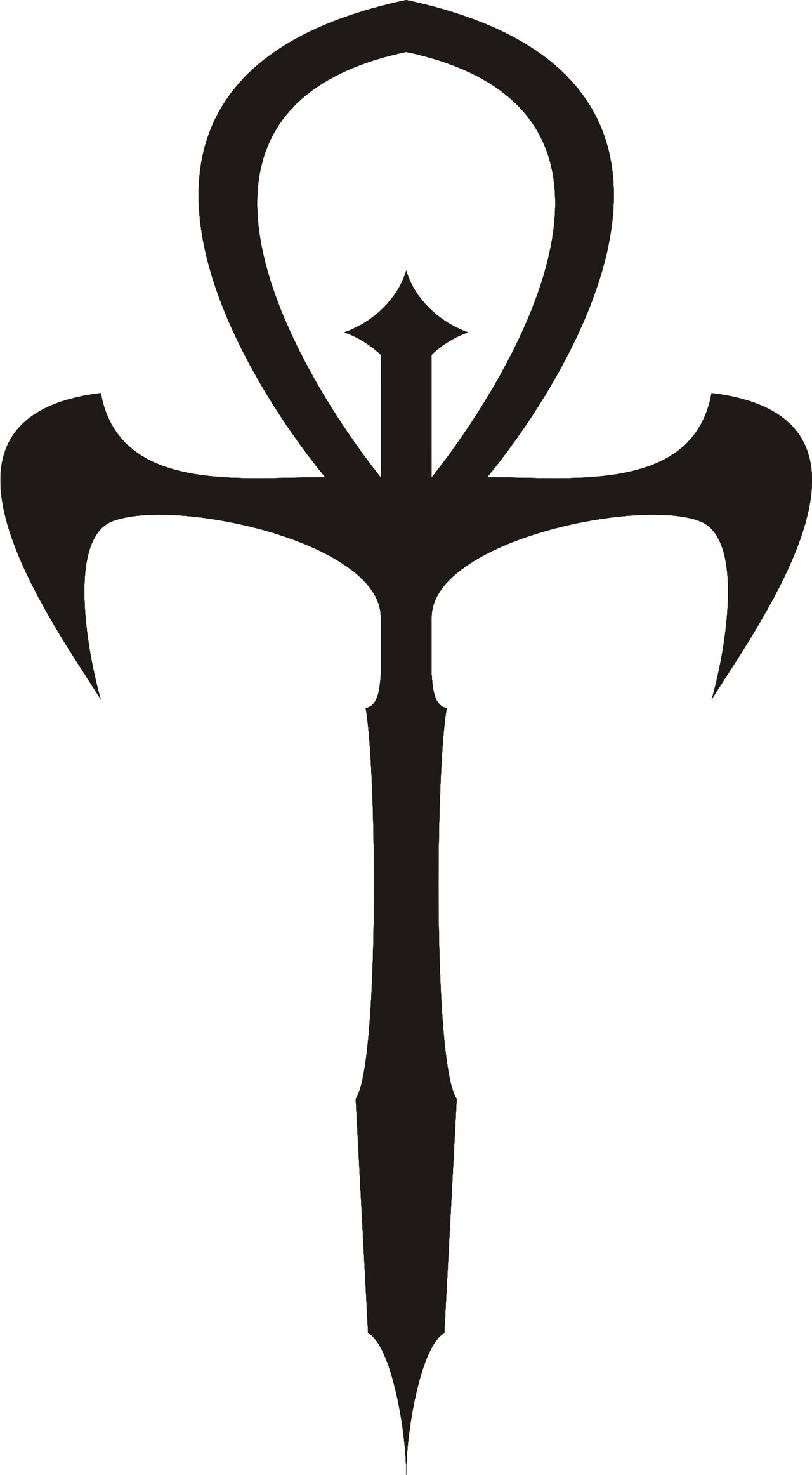 Ankh By Virgilianshailer On Clipart Library