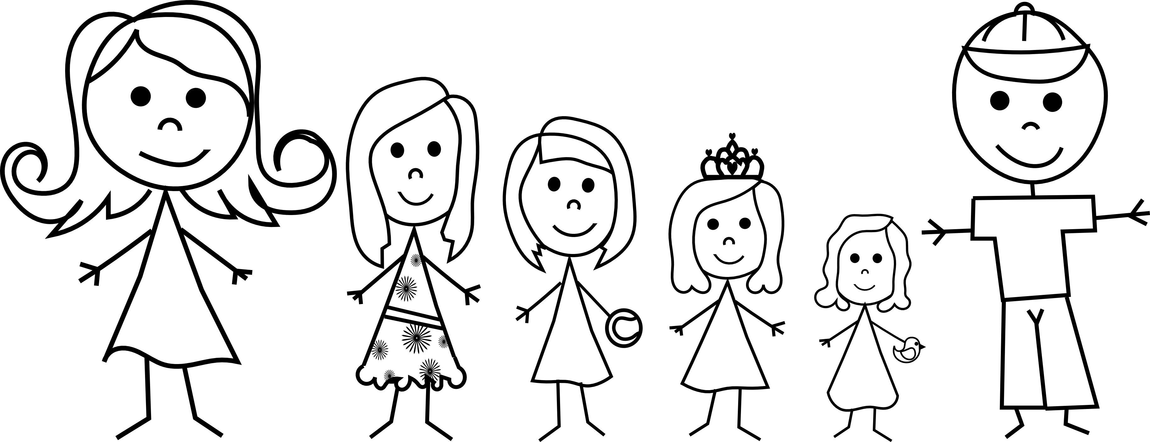 Free Stick Family Download Free Clip Art Free Clip Art