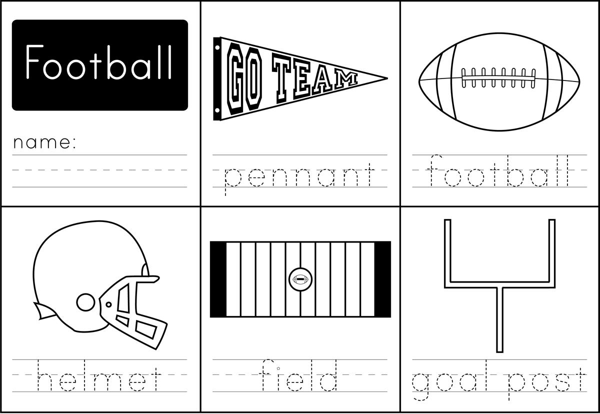 Free Printable Footballs Download Free Clip Art Free