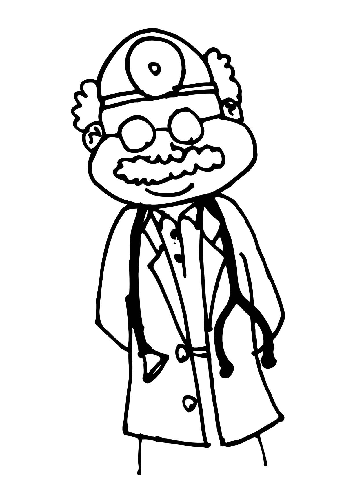 Doctor Day Coloring Pages Doctors Office Coloring For