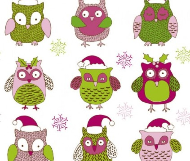 Vintage Christmas Wallpaper Pattern Free Vector For Free Download
