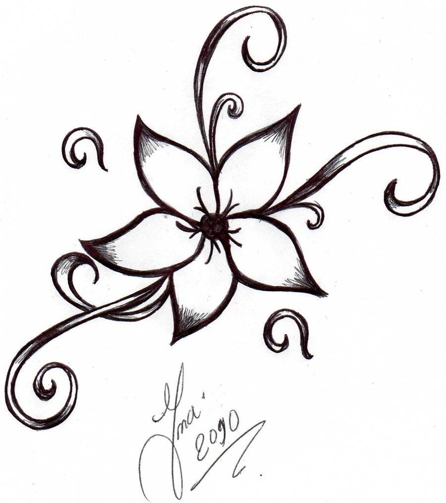 Free Drawings Of Flowers Download Free Clip Art Free Clip Art On Clipart Library