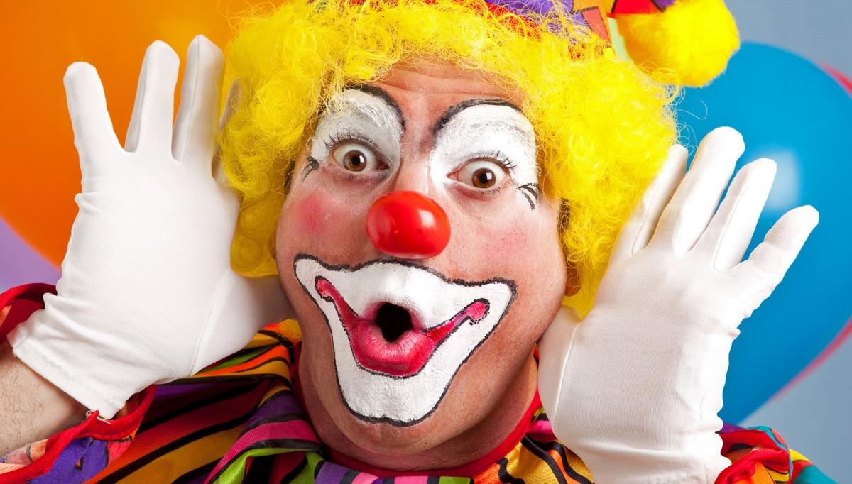 Birthday Clown Clip Art Library