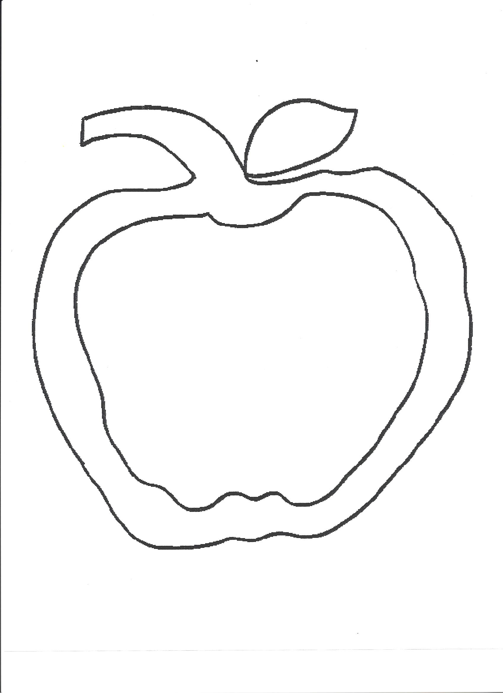Free Apple Template Download Free Clip Art Free Clip Art On Clipart Library
