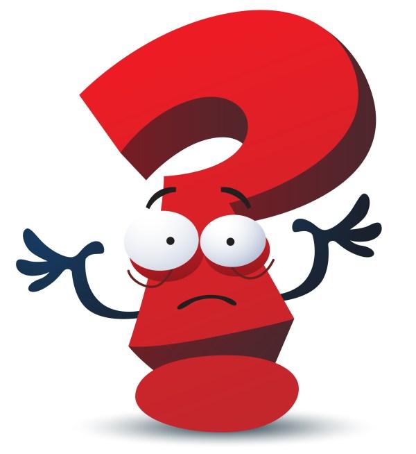 Free Question Mark Cartoon Download Free Clip Art Free