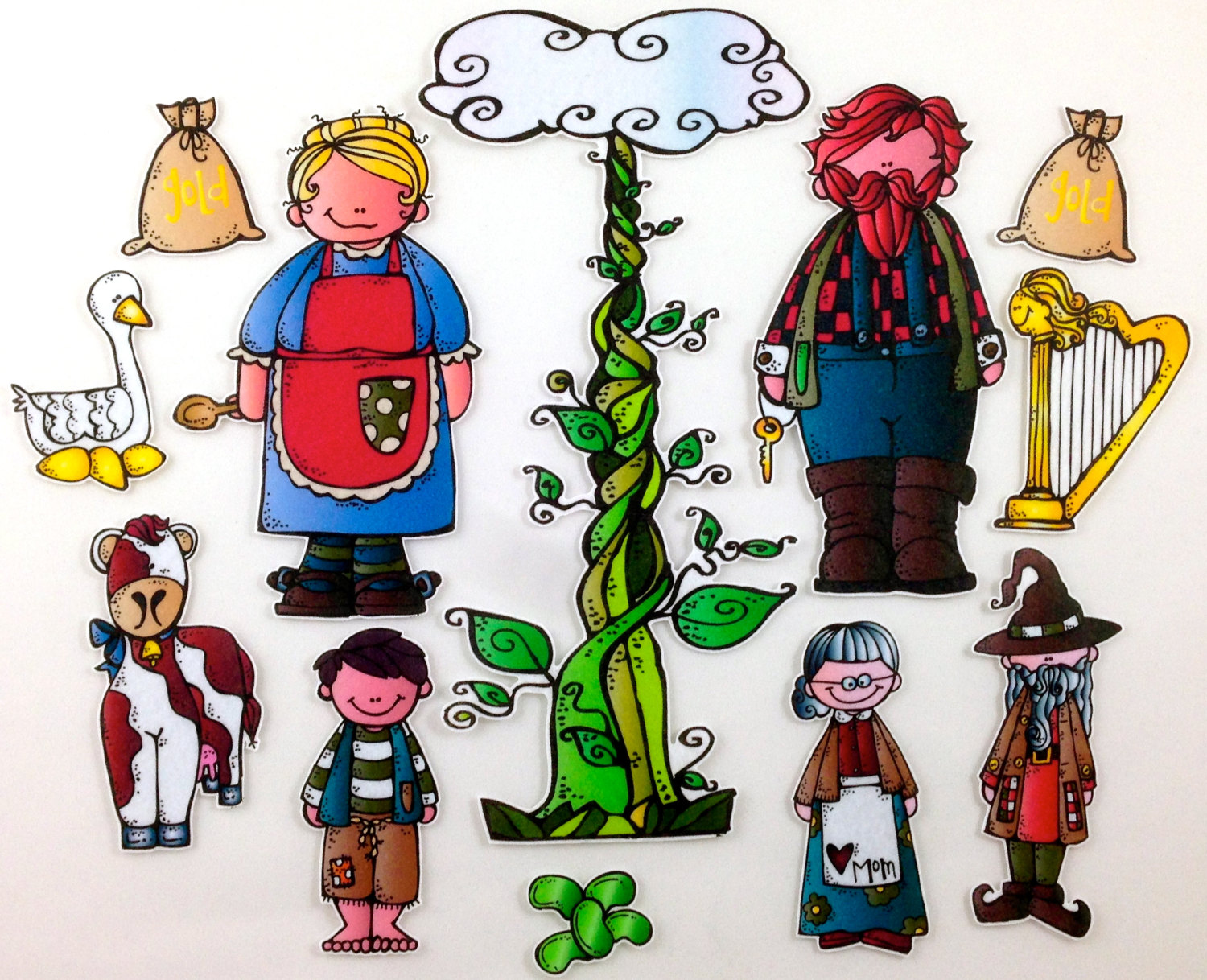 Free Jack And The Beanstalk Characters Download Free Clip