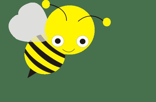 Bee Clip Art Vector Clip Art Online Royalty Free Public Domain
