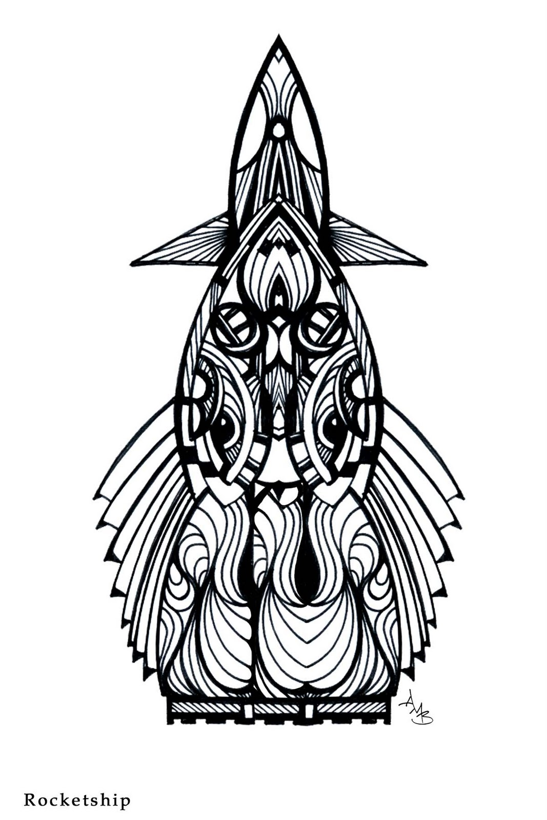 Free Rocket Ship Drawing Download Free Clip Art Free