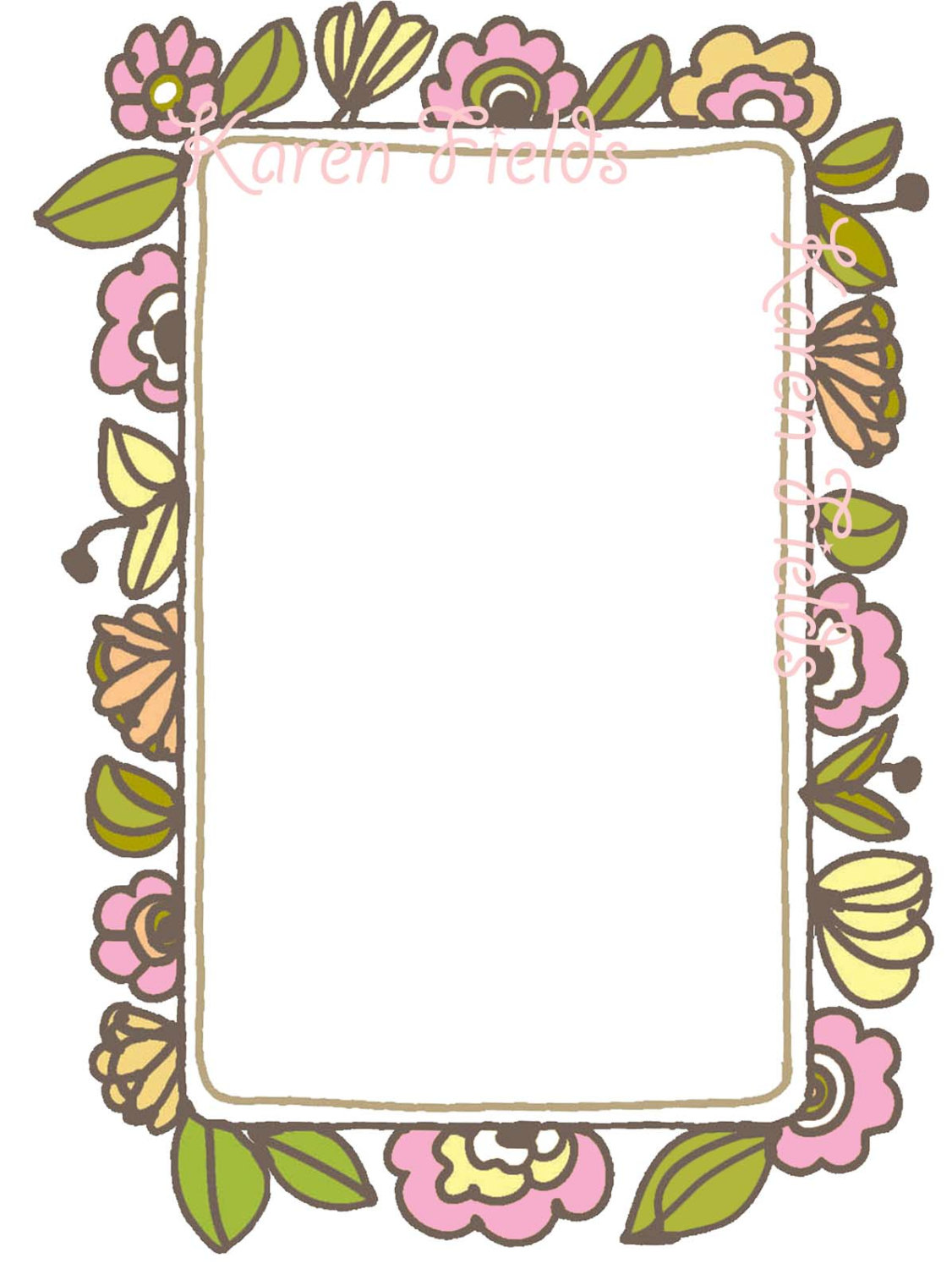 Free Pictures Of Pretty Borders Download Free Clip Art