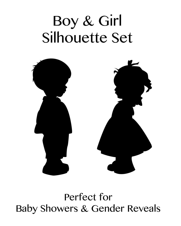 Free Boy Silhouette Download Free Clip Art Free Clip Art