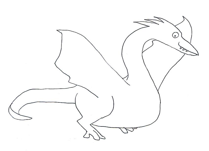 Free Stegosaurus Outline Download Free Clip Art Free
