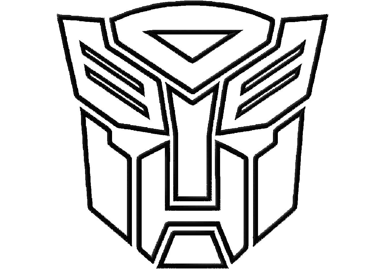 Transformers Live Action Movie Autobots Symbol