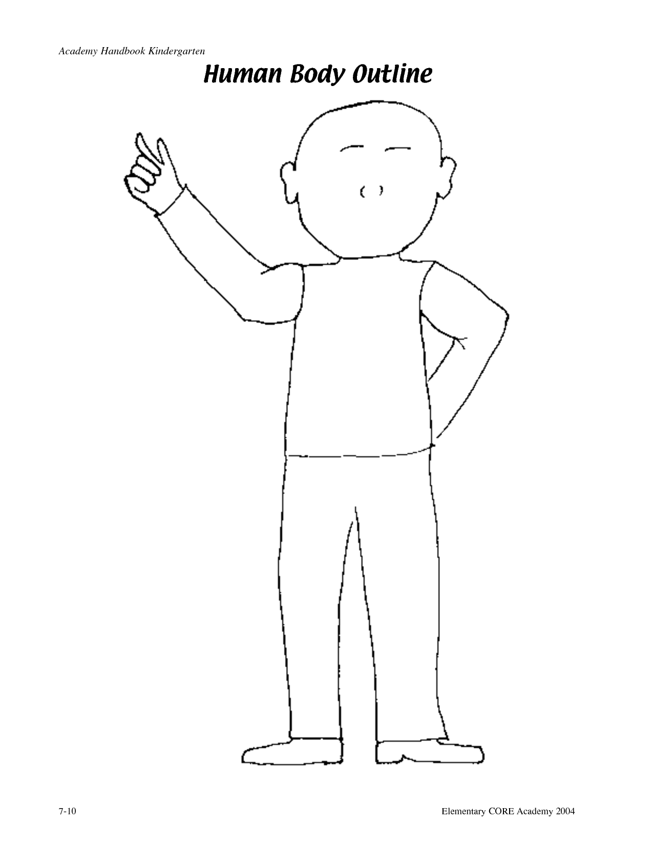 Free Outline Of A Body Download Free Clip Art Free Clip Art On Clipart Library