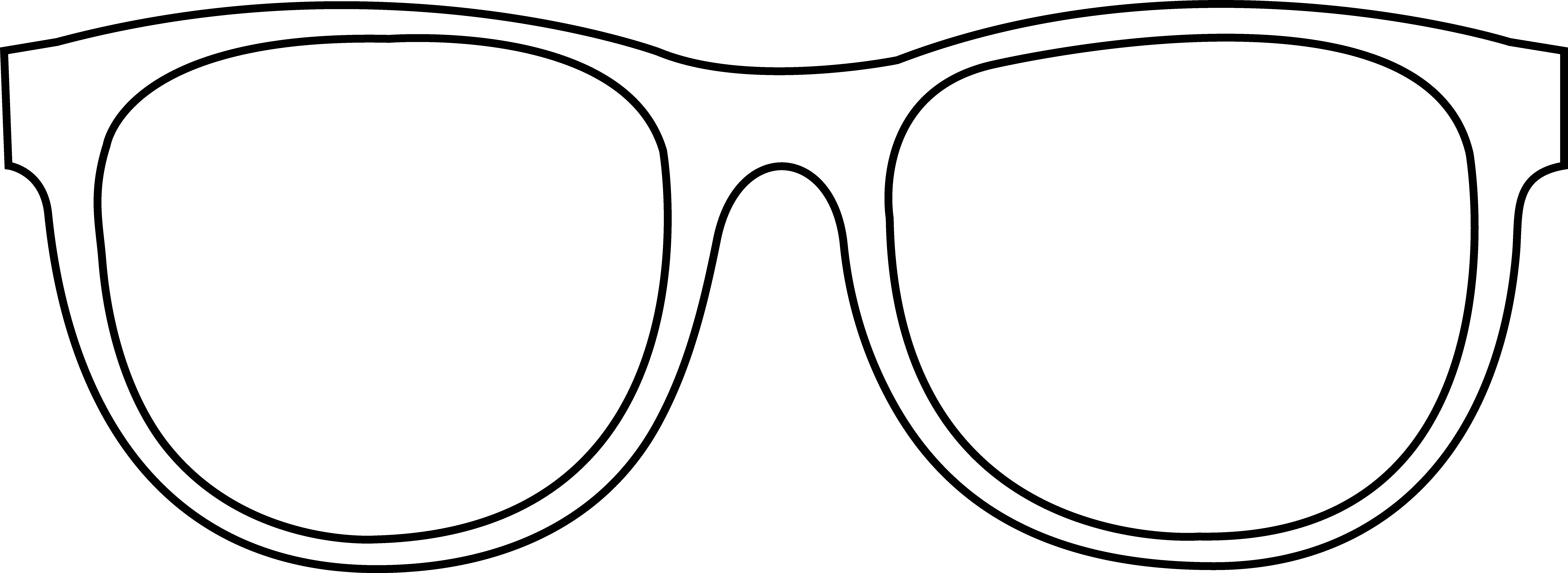 Nerd Glasses Clipart